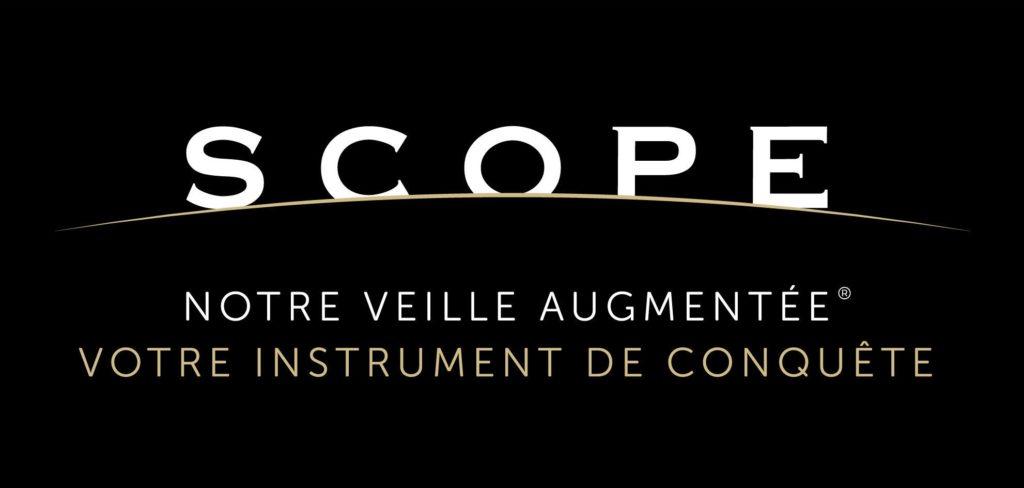 Veille Stratégique - logo Scope Veille Augmentée expert