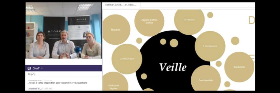 Replay de notre Webconférence Veille