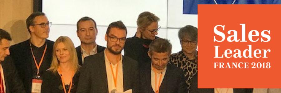 Scope® au Concours Sales Leader France 2018