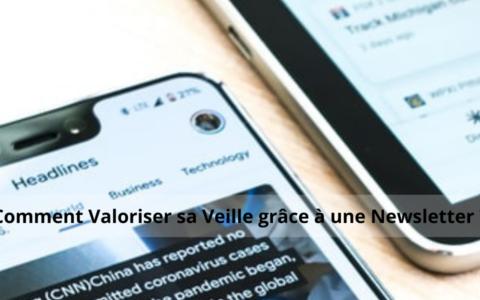 Comment Valoriser sa Veille grâce à une Newsletter, auprès de différents services, métiers, interlocuteurs internes & externes